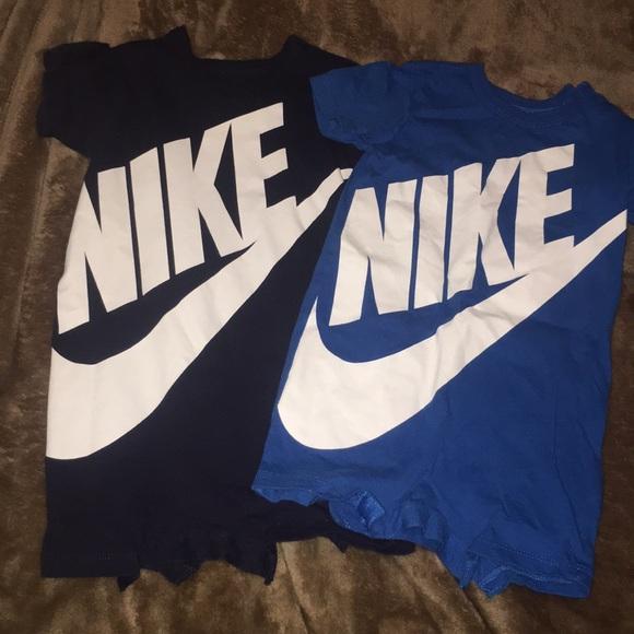 Baby boy Nike one piece